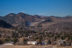 Boulder Colorado (Jovan Jimenez) Tags: boulder colorado mountains nature sony a6500 nikon seriese 50mm f18 ilce alpha tiltshift kipon adapter miniature eseries pancakelens manual lens manuallens vintagelens oldlens retrolens adapted adaptedlens adaptedlenses ais classiclens classiclenses