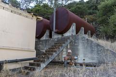 Immigration Water Tanks (dcnelson1898) Tags: angelislandstatepark angelisland tiburon sanfranciscobay california northerncalifornia statepark outdoors america usa unitedstates northgarrison immigrationstation