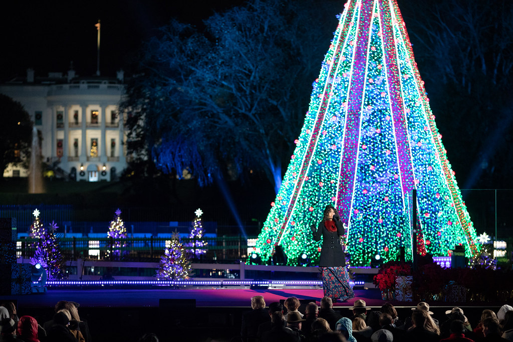 2018 National Christmas Tree Lighting by The White House, on Flickr