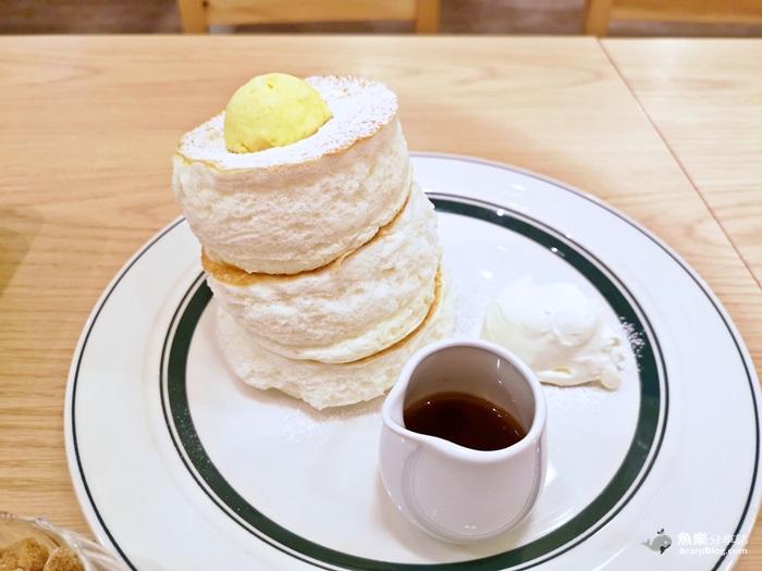 【日本美食】gram舒芙蕾厚鬆餅|每日限時限量|金澤香林坊人氣甜點 @魚樂分享誌