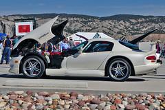 1998-99 Dodge Viper (skyhawkpc) Tags: vailvalleyjetcenter wheelswingsfestival eagle co colorado eaglecountyairport ege kege allrightsreserved nikon 2018 gverver copyright 1998 dodge viper