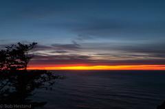 NYE Sunset (Bob Hestand) Tags: neahkahnie coast pentaxk50 oregon sunset pacific ocean nehalem unitedstates us