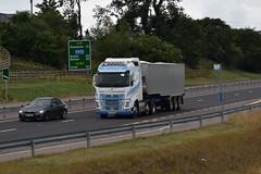 THZ 9020 - McLean Transport Maghera County Londonderry (Jonny1312) Tags: bmw lorry truck volvo tipper fh4 volvofh4 frossesroad cloughmills maghera ballymena antrim belfast larne