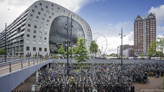 Rotterdam (musette thierry) Tags: vélo holande musette thierry d800 nikon architecture hollande paysbas europe ville voyage rotterdam maintenant sansdoute desparcs et