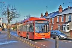 Reading Buses 414 (stavioni) Tags: tiger john vaughan 414 yr13pmv alexander dennis enviro 300 single decker reading buses bus berkshire