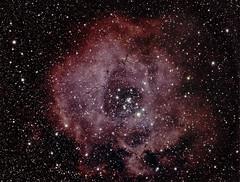 The Rosette nebula in Monoceros (Tim Aldworth) Tags: asi1600mc astrophotography caldwell49 dss ioptronieq45pro monoceros nebulae ngc2244 phd2 photoshopcc polemaster sharpcap williamopticsgtf81 rosette hantsastro astrometry optics williamoptics astrometrydotnet:id=nova3185314 astrometrydotnet:status=solved