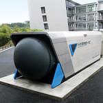 燃料電池複合発電システムの写真