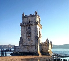The Tower of Bethlehem (Alexandra Galvão) Tags: tower towerofbethlehem monument sky photography people landscape sand river lisbon stockphoto stockphotographer margin tagus tagusriver beauty blue border commercialphoto portugal place water photo traveldestinations photograph beautifulplace famousplace city art statue architecture photographer mountains waterfront rio tejo riotejo europe perspective dreamstime dreamstimephoto