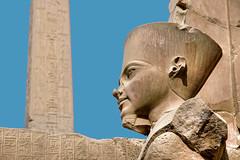 Tutankhamun in the shape of AMUN ©twe2012☼ (theWolfsEye☼) Tags: thewolfseye aegypten egypt ancientegypt antikesaegypten karnaktemple karnak luxor karnaktempel tutankhamun tutanchamun pharao amun theben thebes amunre