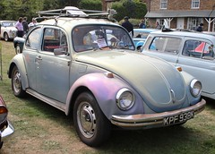 KPF 938K (Nivek.Old.Gold) Tags: 1972 volkswagen beetle 1302 s 1584cc