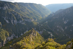 Les Gorges du Tarn depuis le Point Sublime (Michel Seguret Thanks for 12,9 M views !!!) Tags: france automne autumn fall michelseguret nikon d800 pro lozere gorgesdutarn