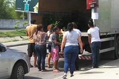 07.11.18 Pedágio Ambiental atrai crianças, adolescentes e idoso no Crespo.
