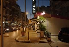Bari, Puglia, 2018 (biotar58) Tags: urbanevening evening twilight sera crepuscolo paesaggiourbano urbanlandscape bari puglia italia apulien italien apulia italy southernitaly southitaly streetphotography