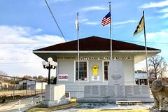 West Frankfort C&EI Depot (davecantrell.net) Tags: illinois depot cei chicagoandeasternillinois railroad westfrankfort