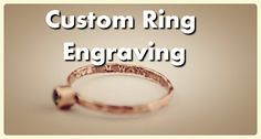 Custom Inside Ring E (alaridesign) Tags: custom inside ring engraving add personalized message date or saying an alari design