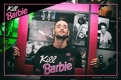 0459 (Ester Vulpiani Photographer) Tags: kill barbie wishlist roma night life dance dancing club clubbing nightlife disco girl girls frame pink fuxia smile smiling happy people kiss love portrait dj djs happiness friendship friends friend 2018 ester vulpiani canon eos 550d