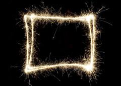 OLYMPUS DIGITAL CAMERA (Thành Hoàng Nguyễn) Tags: light bright sparkle sparkler black glowingsparks frame sparks glowing border designelement