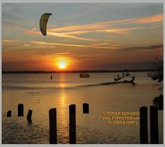 14451 Sunset Sail 181121w2 (av8rtv tvphotog) Tags: av8rtv d300s kiteboarding sunset tvphotog ©scruggs2018