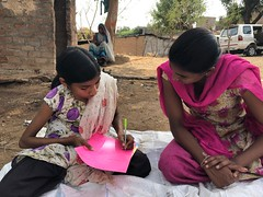 "evaluation of a project ""Trapped in cotton: Reduce and prevent at-risk children from labour in cotton farms of Madhya Pradesh state, India"""