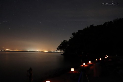 Gira Gemínidas a Punta Coral