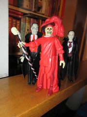 Mask of the Red Death Phantom of the Opera 8125 (Brechtbug) Tags: mask red death phantom opera masque funko super7 reaction remco minimonsters figure from 1980 lon chaney sr eric paris monster dusty action universal monsters new york city 2018 france convict devil s island scary horror terror halloween fright toy toys creatures shadow ghoul teacher mentor victor hugo skull like shadows creepy sideshow 1980s nyc creature super 7 seven