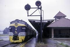 A Rainy Day in TC (ac1756) Tags: co chesapeakeandohio e7 4511 traversecity michigan