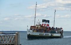 Waverley Paddle Steamer Sept 18 (7) (Ann Collier Wildlife & General Photographer) Tags: waverleypaddlesteamer paddlesteamer swanage dorset ship boat transport