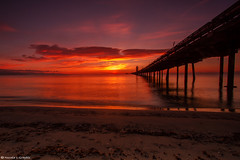 Un alba come tante che ci regala emozioni colorate come poche 🌅🎨️💕 (Nuvola's Graphic) Tags: canon 7d alba sunrise landscape longexposures colors sardegna