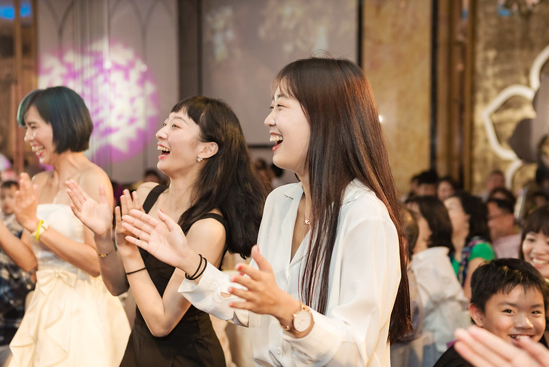 [婚攝] 奇琳 & 張酈 新店頤品飯店(原晶采飯店) | 晚宴宴客| 婚禮紀錄