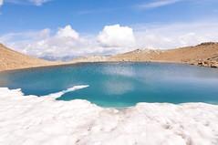 Summer Hiking around Livigno (giulia_vignati) Tags: nature landscape nikon hiking mountains lake ice livigno