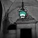 il lampadario del municipio