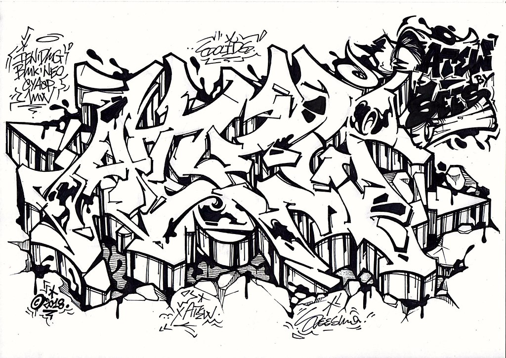 the world s most recently posted photos of lettering and sketching Hive Server IP Address atew 2018 seesma tags sketch sketching lettering graffiti hiphop sees seesma atew