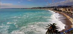 ça swing à Nice... (Save planet Earth !) Tags: france mer sea nice amcc sky ciel paca côtedazur