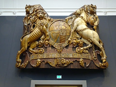 Stern of the Royal Charles (Beyond the grave) Tags: art stern royalcharles ship raidonchatham rijksmuseum amsterdam netherlands sculpture