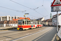 BTS_7919_201811 (Tram Photos) Tags: ckd tatra t6a5 bratislava dopravnýpodnikbratislava dpb strasenbahn tram tramway električková mhd električka
