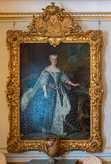IMG_6394 (jaglazier) Tags: 10618 18thcentury 18thcenturyad 2018 adults architecture buildings crafts drottningholm october painting palaces portraits stockholm sweden women art copyright2018jamesaglazier interiors oilpainting queens rococo unescoworldheritagesites stockholmslän