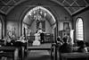 Oddi (LalliSig) Tags: wedding photographer iceland brúðkaup brúðkaupsljósmyndari ljósmyndari winter february oddi church ceremony black white gray