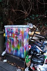 Franziska Brongkoll_5* (franziska.bro) Tags: graffiti streetart strasenkunst bunt spray