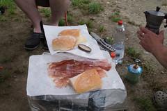 Breakfast of champions (Dominic Sagar) Tags: 2017 adriatic alps europe t050 t100 t150 food bellano lombardia italy it