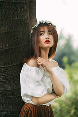 NAM03094-Edit (ngocnam23041991) Tags: portrait vietnam vietnamese afternoon beauty forest saigon hochiminh sonyalpha a7iii a7m3 sony85mmf18 fe85mmf18 tree grass
