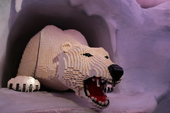 """Lego Polar Bear in the Adventure's Club • <a style=""""font-size:0.8em;"""" href=""""http://www.flickr.com/photos/28558260@N04/45398985295/"""" target=""""_blank"""">View on Flickr</a>"""