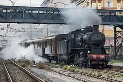 1S0A7808 (maxxxmat) Tags: canon eos 5d maxxxmat massimiliano maxxxmatgmailcom serchio toscana italia paese storia storico mura fortezza medioevo lucca treno vaporiera rotaie vapore caldaia locomotore