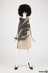 Harry Gordon dress (Museum at FIT) Tags: 86101 paperdress themuseumatfit