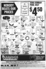 Bunnings (RS 1990) Tags: newspaper microfilm australia southaustralia theadvertiser australian adelaide bunnings 2005 january