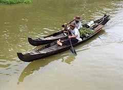 Fisherfolk from Papin village, Maubin township, Myanmar. Photo by Michael Akester. (WorldFish) Tags: fisherfolk myanmar papin