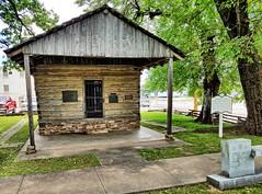 Albert Pike Schoolhouse- Van Buren AR (kevystew) Tags: arkansas crawfordcounty vanburen us64 us71 school