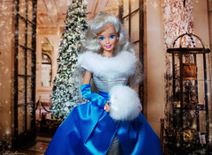 Happy Birthday Barbie doll 1995 (alenamorimo) Tags: barbie barbiedoll dolls superstar barbiecollector holidays