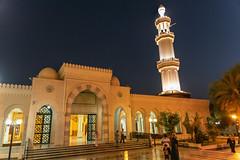 Sharif Hussein bin Ali Mosque, Aqaba, Jordan (George Pachantouris) Tags: jordan hasemite petra aqaba amman middle east travel tourism holiday warm arab arabic sea port islam mosque