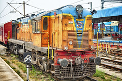 Gooty's Only Baldie In This Paint Scheme - 14009 (cyberdoctorind) Tags: ifttt 500px indian railways infrastructure transportation system railway shipment viticulture unclean grinder commercial junction moselle valley vines wagon indianrailways