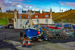 St Abbs 04 Jan 2019 0002.jpg (JamesPDeans.co.uk) Tags: landscape winter season fishingboats fishingindustry roads boats borders unitedkingdom roadcone britain lobsterpots wwwjamespdeanscouk chimneys landscapeforwalls europe uk digitaldownloadsforlicence stabbs forthemanwhohaseverything ships gb roadsigns transporttransportinfrastructure scotland windows buoy fishermenshouses architecture rope printsforsale fishingvillage greatbritain jamespdeansphotography